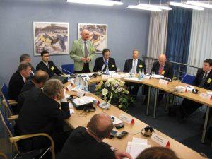 Круглый стол под эгидой Представительства ЕС в Беларуси, ноябрь 2010